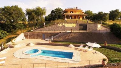 Photo for Holiday apartment Montefiascone for 4 - 8 persons with 3 bedrooms - Luxury holiday home