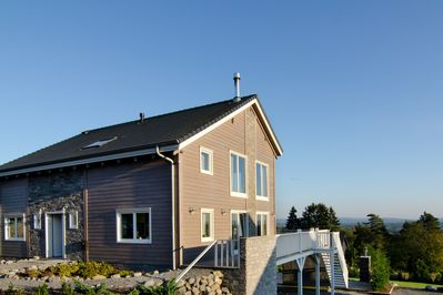 Front Chalet Durbuy XL