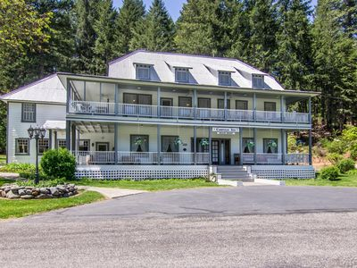 Photo for 9BR Resort Vacation Rental in Trinity Center, California