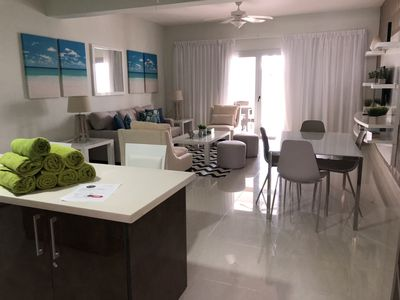 Luxury Punta Cana 3 Bedroom Beach Condo B103 (Beachfront Resort) Near Airport