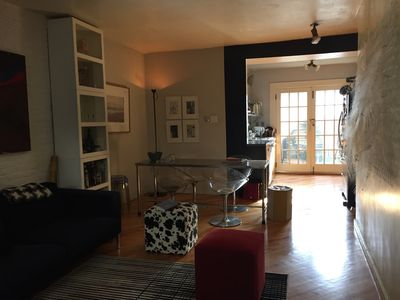 Charming Architect's Rowhouse, Rittenhouse Square