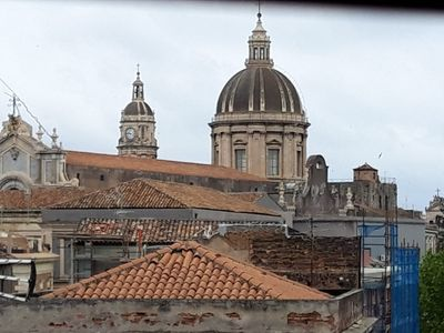 Photo for Currò holiday home in the heart of the historic center of Catania