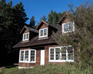 Photo for Cozy House In Large Private Meadow In The Woods; Minutes From Coastal Sand Dunes
