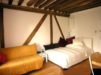 Photo for Apartment Vacation Rental in Paris, ille de france