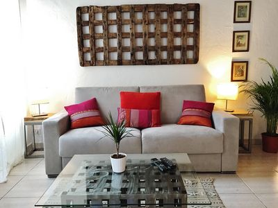 Photo for 1 bedroom apartment, Cannes center!