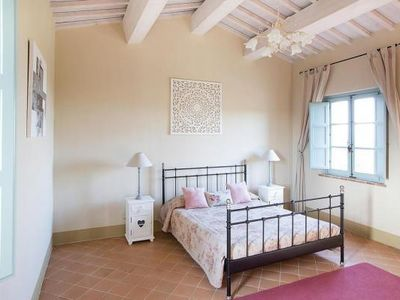 Photo for Holiday resort Podere Cignella, Trequanda  in Um Siena - 4 persons, 2 bedrooms