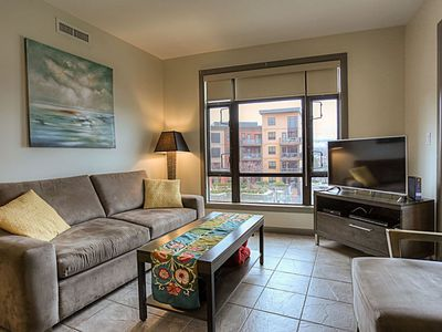 Photo for 2 Bed 2 Bath Corner Unit Overlooking Pool