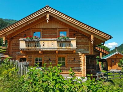 Photo for Chalet Steinbock, St. Martin am Tennengebirge  in Pongau - 8 persons, 4 bedrooms