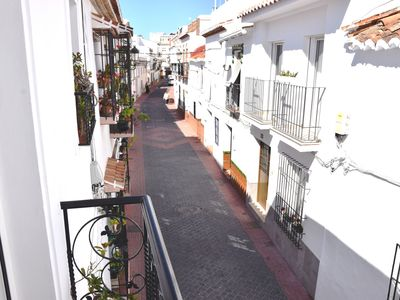 Photo for Apartment Center Nerja Beaches together Balcony of Europe