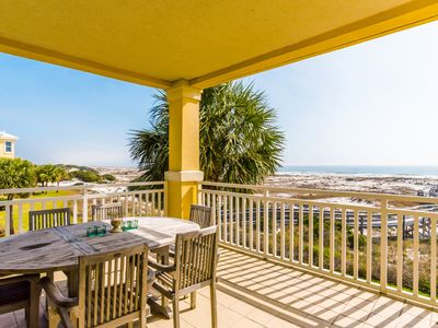 Photo for Luxury Beachfront Condo, Beautiful Amenities, Quick online booking for activities!