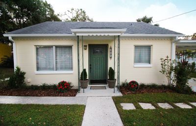 Photo for Historic District Bungalow - Easy Walk to Downtown