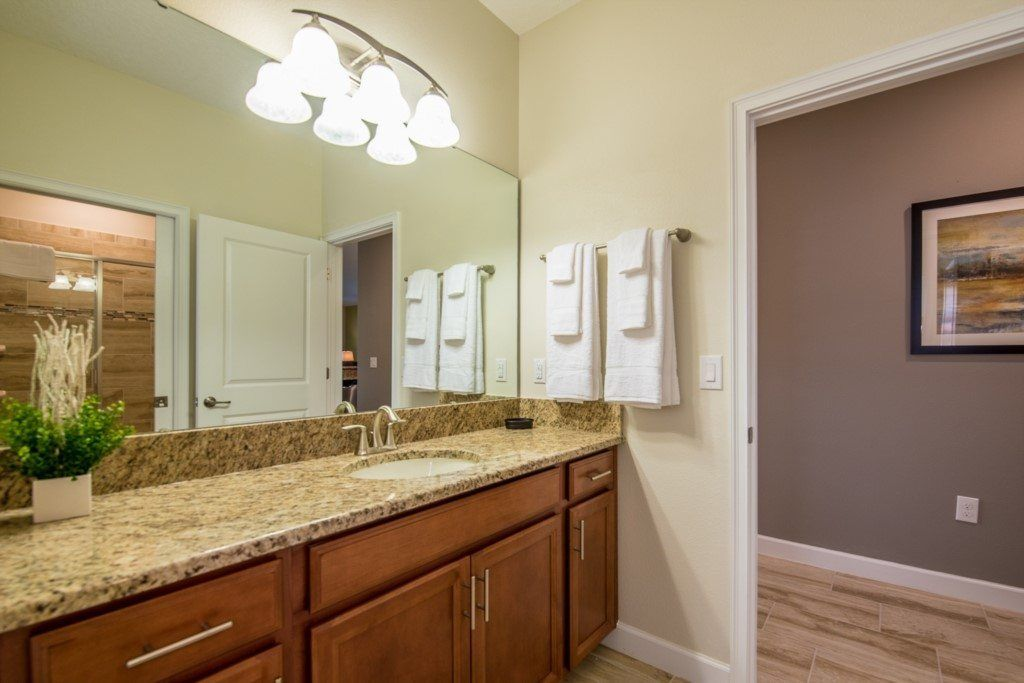 """Rent Your Own 5 Star Villa in Orlando Champions 6519E"" - Four Bedroom Villa, Sleeps 8"