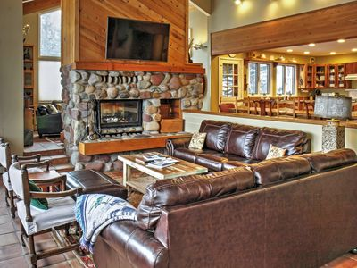 Photo for 4BR Snowmass house w/ Private Hot Tub and Views!