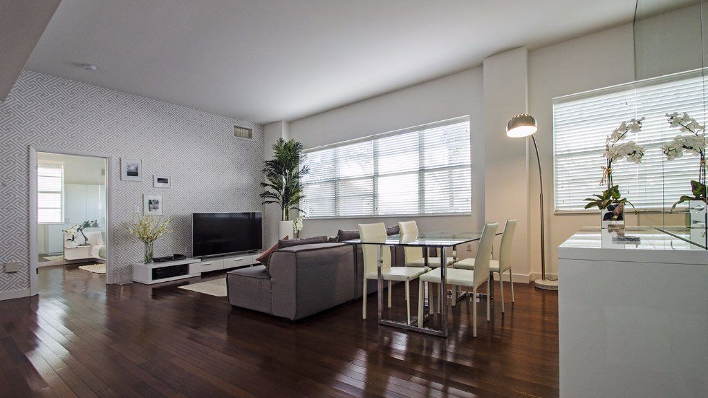 Stylish 1 Bedroom Located in the Heart of South beach