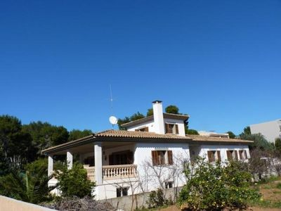 Photo for HOUSE IN CALA RATJADA CLOSE TO THE BEACH