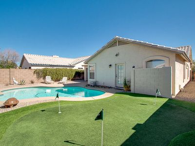 Photo for Corporate Retreat With Pool & Golf in the Heart of Gilbert