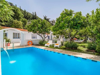 Photo for Villa Amelie - This villa has a fenced pool, play area & WIFI