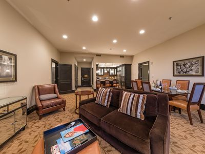 Photo for Luxury 3 Bed 3 Bath Residence 5 Star Resort - Ski In/Out - By PADZU