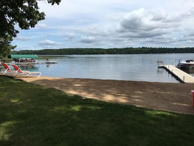 Photo for Lounge at the Lazy Loon - Upper South Long Lake