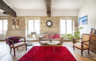 Photo for Very nice bright and spacious duplex apartment