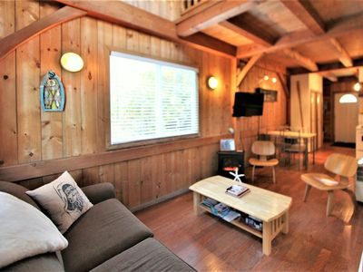 Photo for Waterfront Post and Beam Cottage!