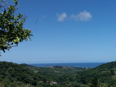 Photo for Large villa in the countryside with sea view