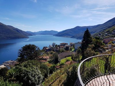 Photo for Holiday house Brissago for 4 - 7 people with 3 bedrooms - Holiday home