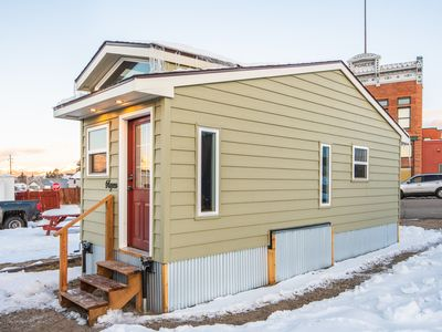 Photo for Tiny House Aspen in downtown Leadville- Free WiFi
