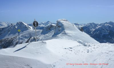 Photo for Serre-Chevalier - appartment located right at the start of ski slopes