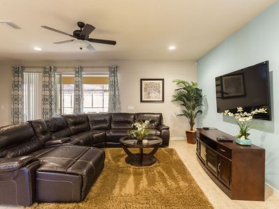 Photo for Amazing Home for Disney Getaway - Kids-Friendly!