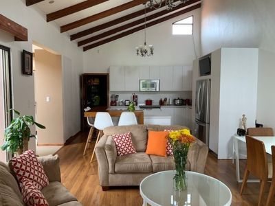 Photo for Large house equipped for 6 people. 15 minutes from the airport.