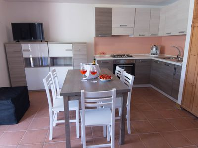 Photo for Le Pavoncelle Sant'Antioco Loc. Peony Rosa Apartment 38/11