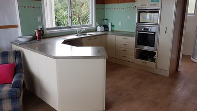 Spacious & well equipped  kitchen