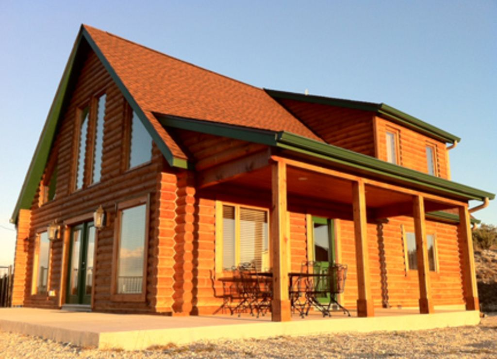 The Log Home At Lighthouse Hill Ranch 2 0 Vrbo