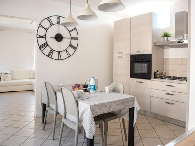 Photo for An Elegant and Quite full optionals apartment in Venice