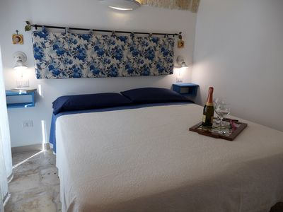 Photo for Seafront Apartment in Polignano a Mare for 2 people