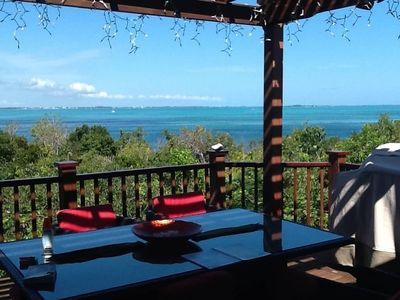 Photo for Balinese Charm Spectacular Views &  Steps From The Water