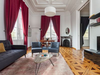 Photo for Gaudí - Two Bedroom Apartment, Sleeps 4