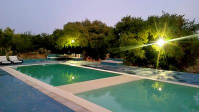 Photo for Charming Villa With A Private Swimming Pool And Private Garden