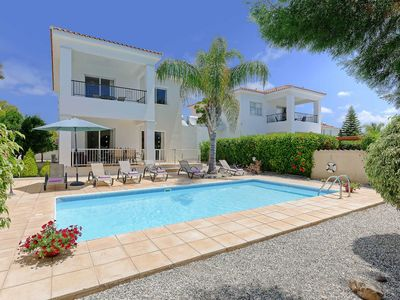 Photo for Villa Matheus - Private pool, WI-FI, A/C & off road parking all included