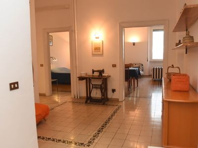 Photo for Lovely apartement near Vatican