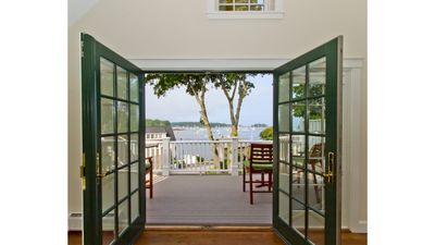 Photo for Booming Views Of Camden Harbor, Deluxe Water View Town House With Top Amenities