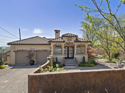Photo for Tuscan Villa with amazing views of Downtown & BSU