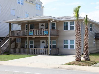 Photo for Ocean View House, Pet Friendly w/Swimming Pool! Only 50 feet to the beach access