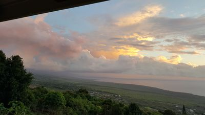 Photo for NEW SUMR RATES. Beautiful ocean views. Above Kealakekua Bay & Plc of Refugee