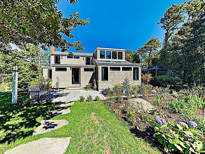 Photo for New Listing! Gorgeous Wooded Haven w/ Decks & Hot Tub — Access Secluded Bay