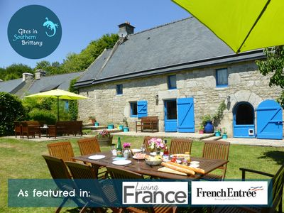 Photo for Family paradise - Stunning Views,HEATED pool, FREE bikes,WiFi, Childrens delight