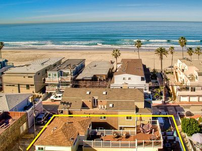 Photo for 3 Outdoor Patios * Ocean Views * AC * 3 Parking