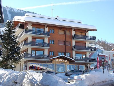 Photo for 3 bedroom Apartment, sleeps 8 in Prarion with WiFi