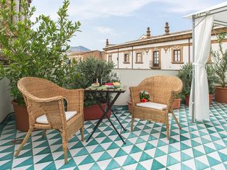 Terrace, charm and